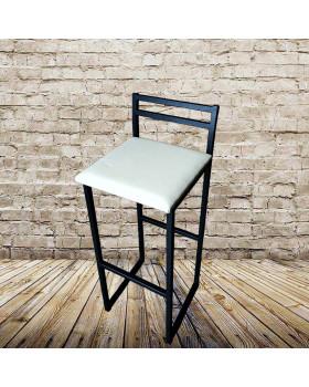 Барний стілець Техно з м`яким сидінням