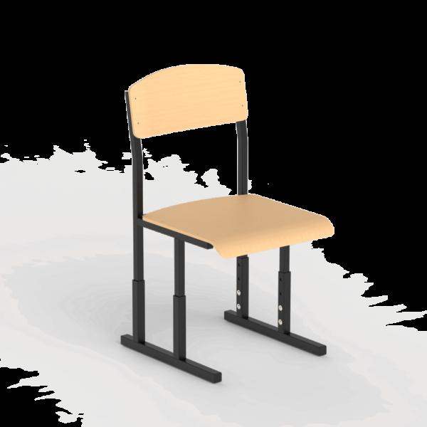 Стілець шкільний з регулюванням висоти
