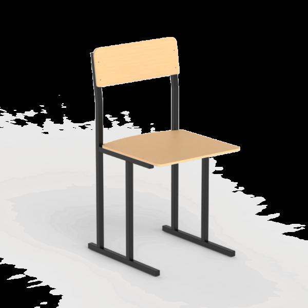 Стілець учнівський без регулювання висоти