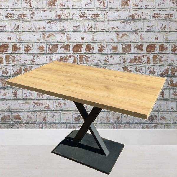Обідній стіл Х`юстон у стилі Лофт