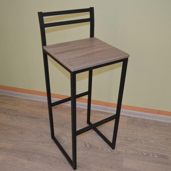 Барний стілець Техно у стилі Лофт