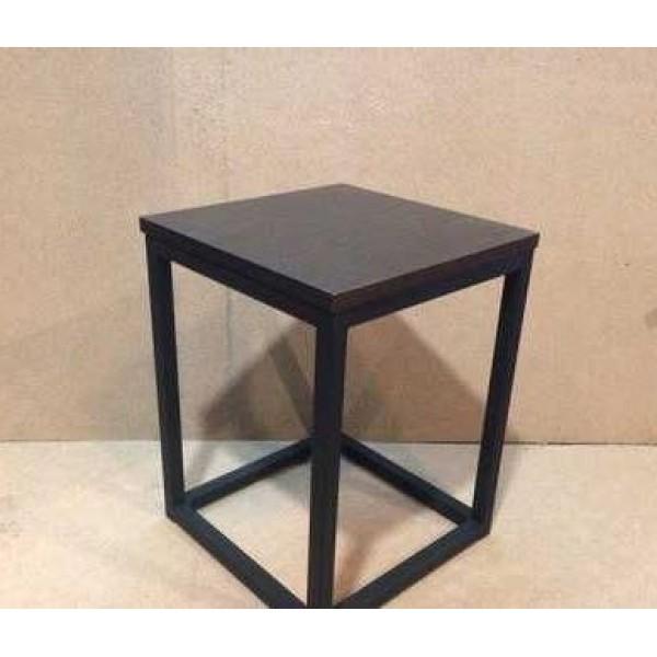 Табурет Куб у стилі Лофт