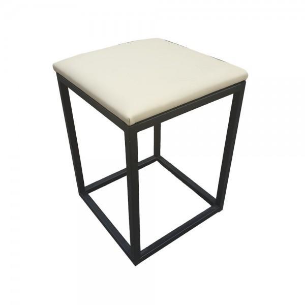 Табурет Куб з м'яким сидінням