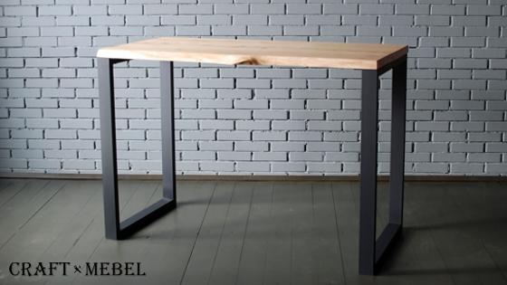 Столи у стилі Лофт